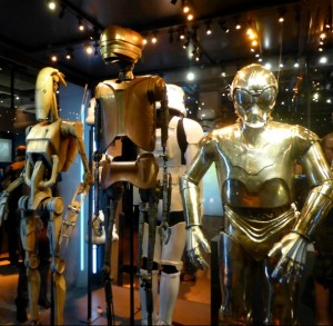 Star Wars Identities, les droides