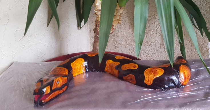 gateau-serpent-halloween-harry-potter-lesaventuresdejulie-com