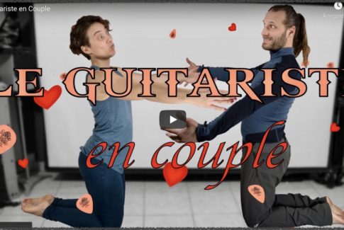 Court métage - Le guitariste en couple - Julie Emery, Richard Guilhermet - lesaventuresdejulie.com